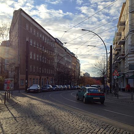 Hotel Berlin Zionskirchplatz